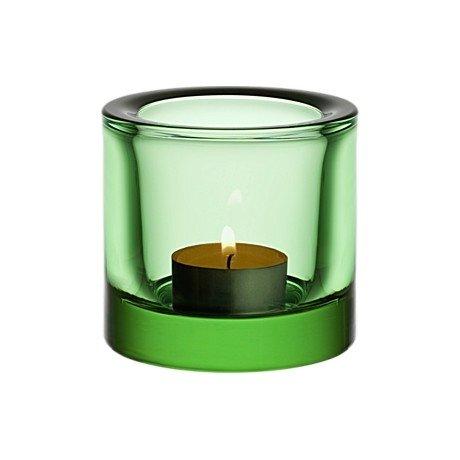 Iittala Kivi Light Green Votiv 6cm