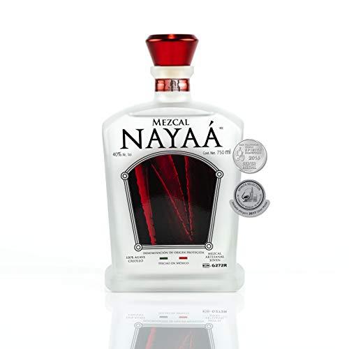 Mezcal Artesanal Nayaá Criollo 750 ml
