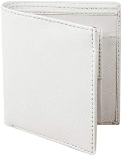 Fill Cryppies White Men's Causal PU Leather Wallet (FC-MW-050)