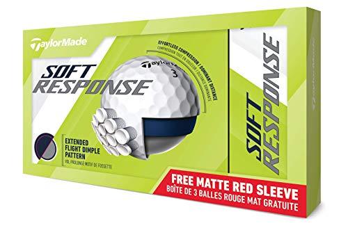 TaylorMade TM20 Soft Response Balle de golf unisexe 15 bp...