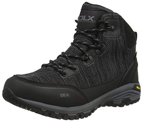 DLX Męskie buty wspinaczkowe Aitkan, Czarny - 44 EU