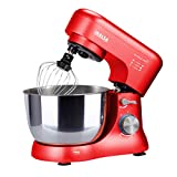 The INALSA Uni Blend Stand Mixer comes with powerful 100% Copper 1000 W Motor and multi function capabilities to serve all your kitchen needs Uni Blend comes with a large 5.0 Litre stainless steel bowl to ensure you are never short of space even for ...