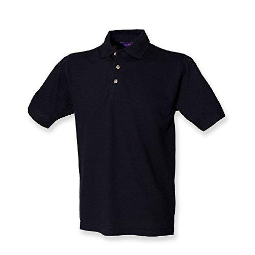 Henbury - Polo - Homme - Bleu - Bleu Marine - XX-Large