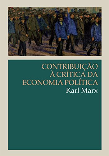 Contribuição à crítica da Economia política (Clássicos WMF)