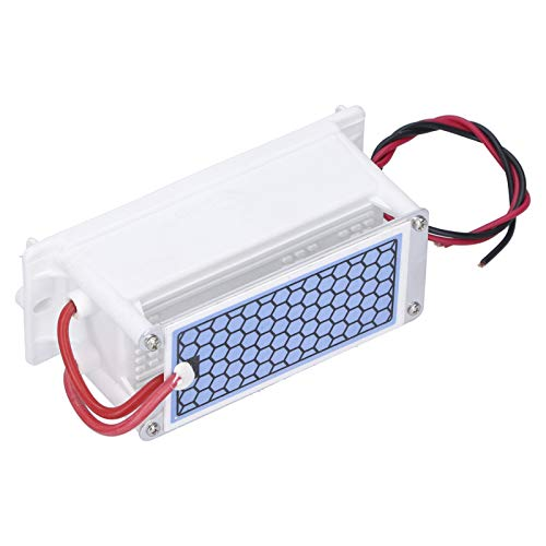 Generador de ozono portátil Máquina de ozono Industrial Limpieza más Fresca Suministros industriales para secadoras(AC220V)