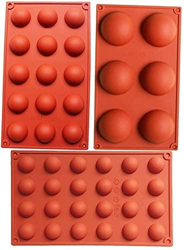 Bakeware Set Stampo in silicone per la decorazione della torta Jelly Pudding...