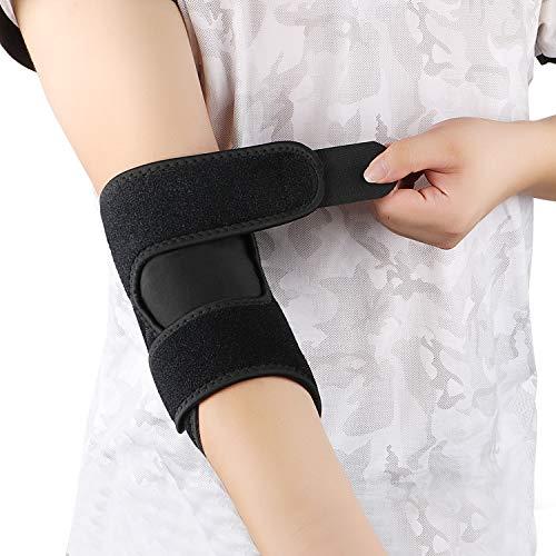 Ellbogenbandage, verstellbar, für Arthritische Schmerzlinderung, Rehabilitation bei Sportverletzungen, Tennis-Ellenbogenbandage