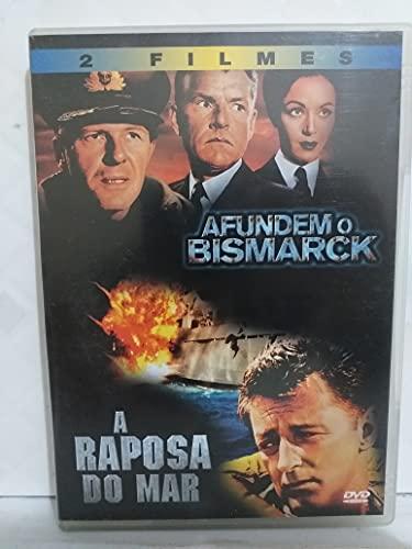 Afundem o Bismarck + A Raposa do Mar - Duplo