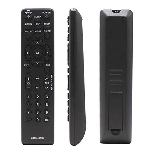 Replacement TV Remote Control AKB36157102 Compatible for LG Zenith TV DTT900 DTT901 LSX300 LSX3004DM LSX3004PM