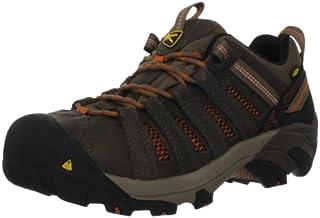 KEEN Utility Men's Flint Low Steel Toe Work Shoe