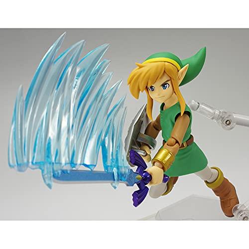 SZSBLT The Legend of Zelda: A Link Between Worlds-Link, Versione Deluxe con Parti di Effetti Speciali Modello di Bambola Bambola Bambola Giocattolo