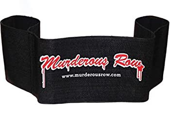 Murderous Row Bench Press Sling Shot  XL 181lbs-220lbs  - Increase Your Bench Press Immediately Pioneer Mark Bell inzer Titan Strength Shop