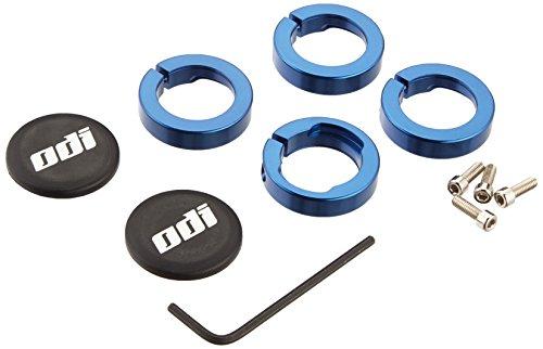 ODI(オーディーアイ) ロックジョー 交換用クランプ ブルー