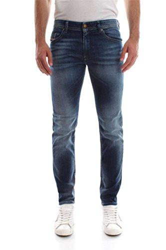 Diesel Herren Thommer L.32 Pants Straight Jeans, Blau (Denim 900), 42 (Herstellergröße: 31)