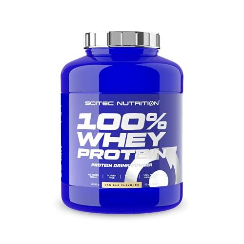Scitec Nutrition 100% Whey Protein con aminoácidos...
