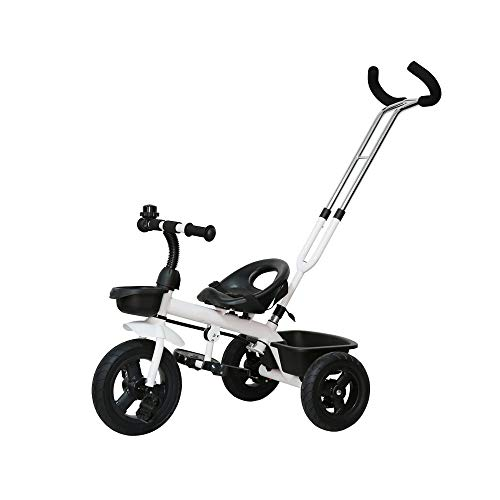 Sale!! LRHD Baby Bicycle 3 Wheels, Baby Tricycle, Suitable for Children 1-6 Years Old-3 in 1 Multi-S...