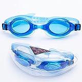 ODNJEMSD Gafas de natación para adultos Gafas de buceo en caja Gafas...