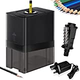 Best Electric Pencil Sharpeners - ACTRINIC Electric Pencil Sharpener Heavy Duty Automatic Pencil Review