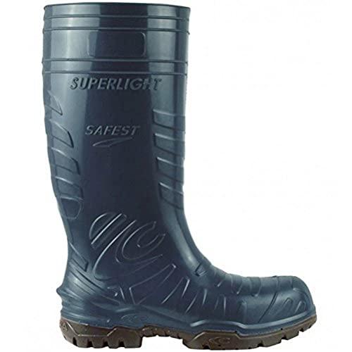 Cofra 00060-004.W38 Safest S5 Ci SRC - Zapatos de seguridad (talla 38), color azul