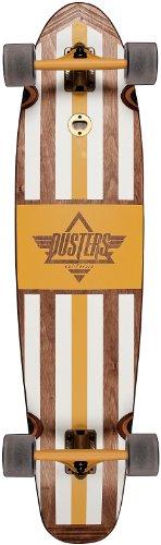 Duster Komplett Skateboard Longboard Trestle, Bamboo, 11614231