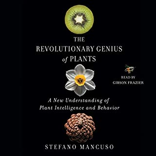 The Revolutionary Genius of Plants cover art