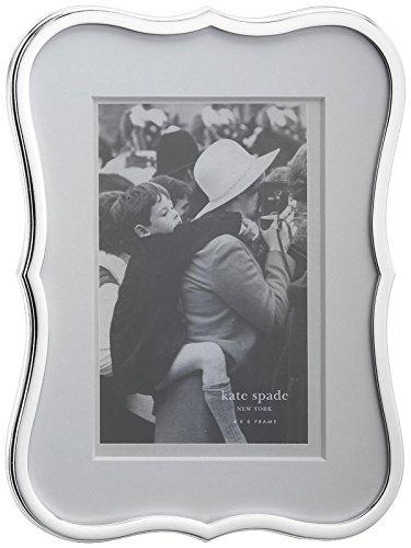 Kate Spade Crown Point 4' x 6' Frame, 1.20 LB, Metallic