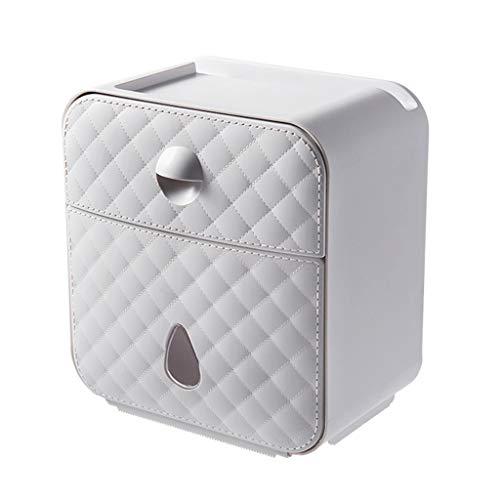 ZAJ Papierhandtuchhalter Toilettenpapierhalter Papierhandtuchhalter, Gewerbe Toilettenpapierhalter, Wand-Papierhandtuchhalter for Bad, Küche Papierhandtuchhalter Toilettenpapierhalter