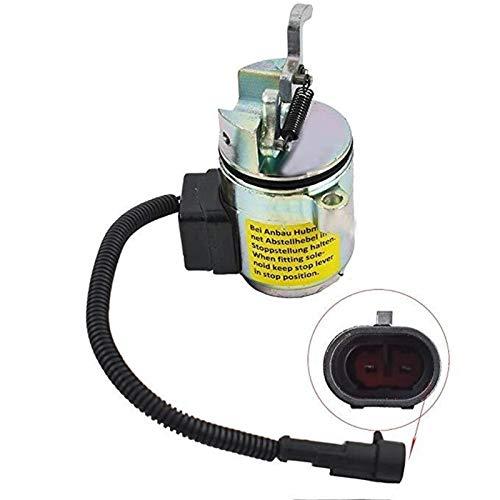 Piezas de automóviles Combustible Apagado Solenoide 04287583 04287116 04287114 For El Motor Deutz 1011