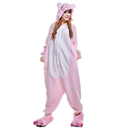 LSERVER-Pijama Mujeres Hombres Cosplay conjunto Diseño
