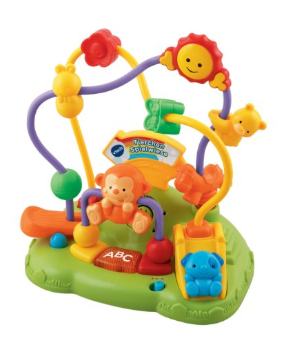 Vtech Baby 80-129204 - Tierchen Spielwiese