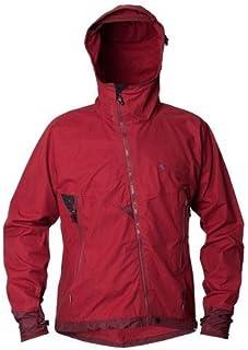 クレッタルムーセン(KLATTERMUSEN)エイナリーダジャケット(einride-jacket) グラナイトレッド XSサイズ