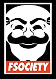 Poster Mr Robot The Society Wall Art 02