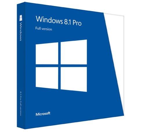 Microsoft Windows 8.1 Pro [import anglais]