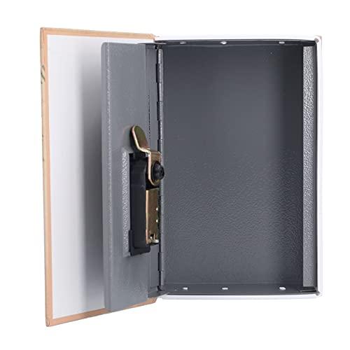 Book Safe Box, Safe Box Diseño único Uso prolongado Soft Touch para Guardar artículos valiosos