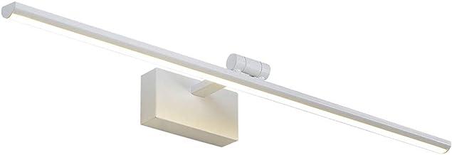 BTPDIAN Spiegel koplampen leiden tot een eenvoudige en moderne badkamer toilet make-up lamp spiegel koplampen waterdicht e...