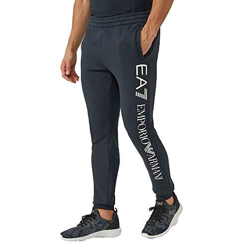 Emporio Armani joggingbroek voor heren in zwart - 8NPPB5PJ07Z0203, XXL, zwart