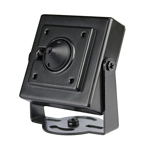 Read About Orangesecurity 4MP HD POE Pinhole Hidden IP Camera ONVIF 2.4 3.7mm Fixed Lens Camera