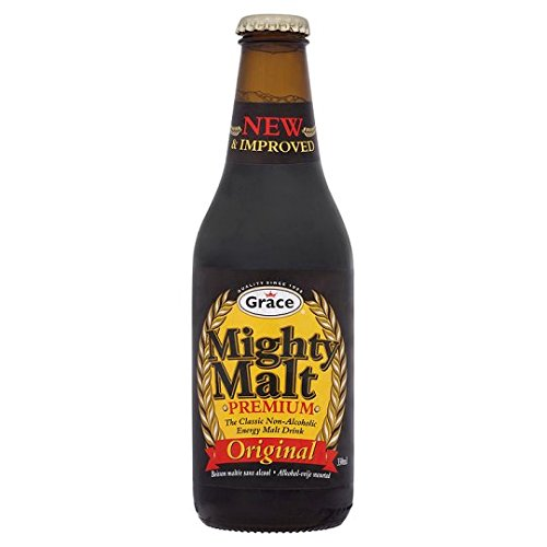 Grace Mighty Malt 330 ml (Pack of 24)