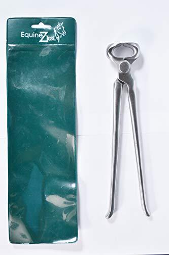 """Miniature Hoof Nipper 10"""" for Ponies Vanadium Steel Farrier Tool"""