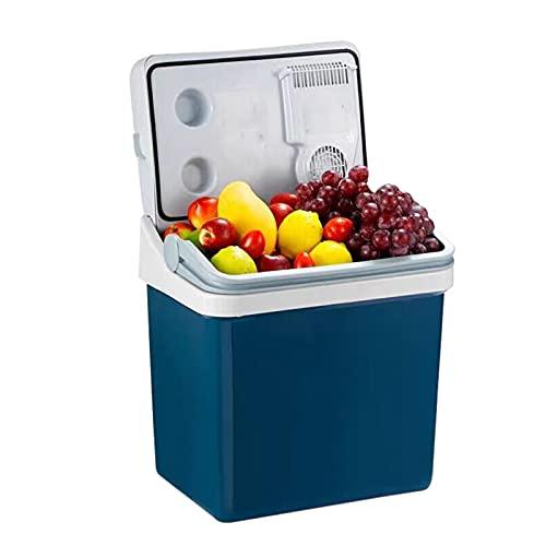 24 mini hogar refrigerador eléctrico refrigerador, Refrigerador portátil, para Acampar Refrigerador de refrigerador Nevera para coche, camión, barco y autocaravana