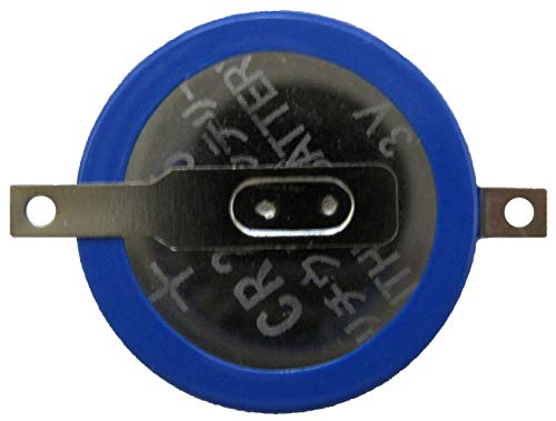 Atelier garage タブ付きボタン電池 CR2025 2個 ゲームボーイ用 (ゲームボーイ アドバンス) [ Type B ]