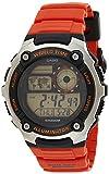 Casio Herren-Armbanduhr Digital Quarz Resin  AE-2100W-4AVEF