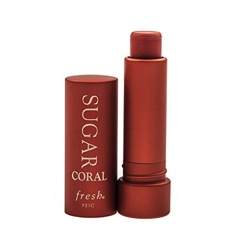Fresh Sugar Lip Treatment SPF 15, Coral, 0.15 Ounce