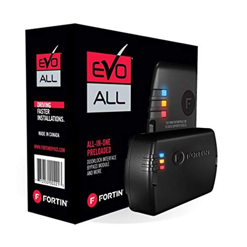 Fortin - EVO-ALL - Universal All-In-One CAN Bus Data Interface And Transponder Immobilizer Bypass Module