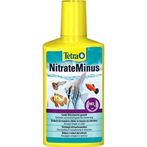 Tetra NitrateMinus 250 ml, Riduce il Nitrato Nutritivo delle Alghe