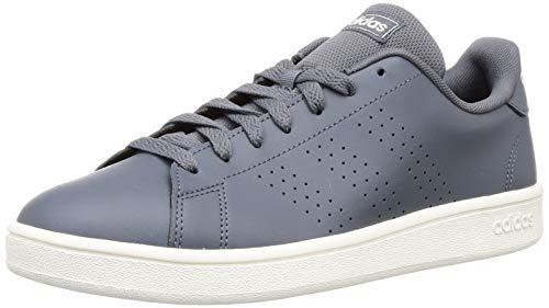 Adidas EE7696, Sneaker Hombre, Onix/Blanco Nube, 38 2/3 EU