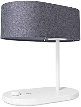 TaoTronics Dimmable Bedside Nightstand LED Table Lamp