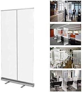 Prévention de la perforation transparente éternuant gardien PVC, écran éternuant, café, bureau, boutique partition de prot...
