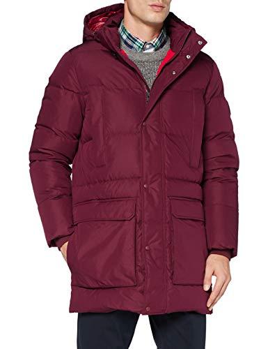GANT Herren D2. The Long ALTA DOWN Jacket Jacke, Port RED, M