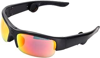 9a30b6ada0 iplusmile Gafas de Sol inalámbricas Bluetooth Gafas de conducción ósea  Auriculares Manos Libres Gafas de Sol